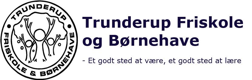 Trunderup Friskole og Børnehave logo