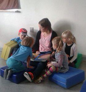 historie i børnehaven